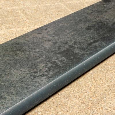 RHS Metallika iron plint 9 x 45 cm_3