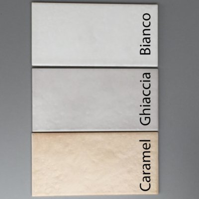 Emmevi Ghiaccia, Bianco en Caramel