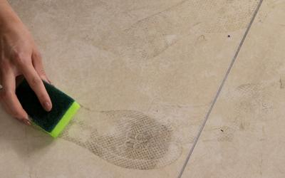 Tegels schoonmaken: hoe doet u dat?