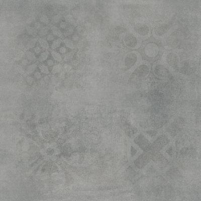 Balti Gris Naturel Decor 60x60cm