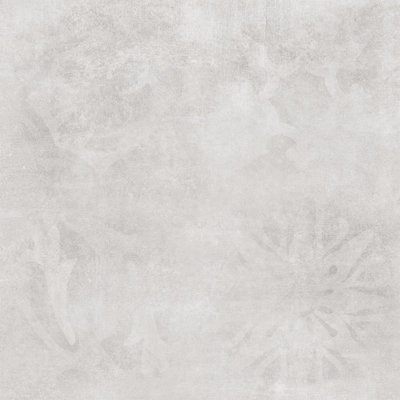 Balti White Naturel Decor 60x60cm
