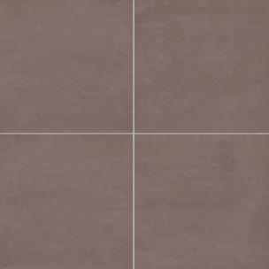 Mosa Terra Maestricht 204 V Midden Warm Grijs 100x100 cm_sfeerfoto