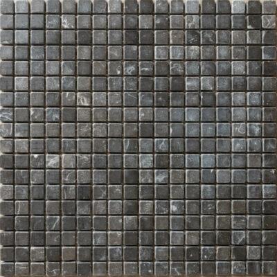 MTC Marmer STD3-15 Zwart 1,5x1,5 Mozaïek 30 x 30 cm