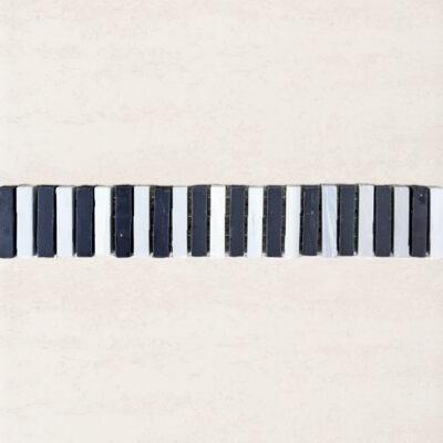 Steenbok Strip Tegelen 5 x 30 cm