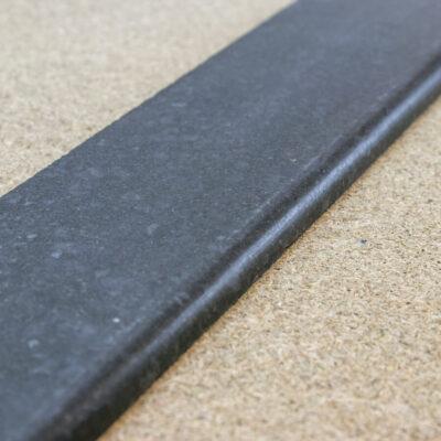 Basalt Black Pearl Plint 8 x 60 cm_2