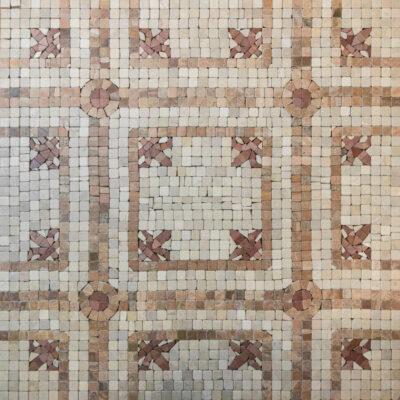 MTC Marmer Decor Y151 Vier Mozaïek 61 x 61 cm