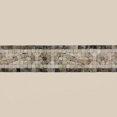 MTC Marmer Strip R247-E 7 x 30 cm