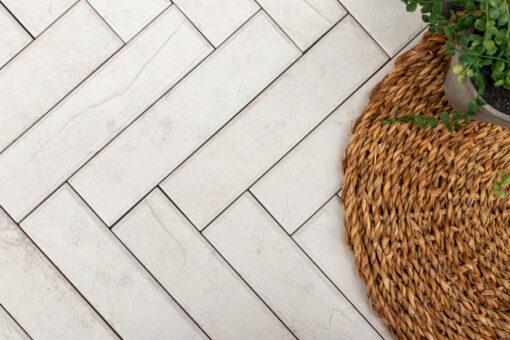 Yurtbay Brickstone White 6x25cm_sfeerfoto