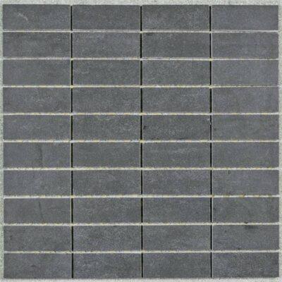 Ceratile Fusion Grey 3x8 Mozaiek 33x33cm