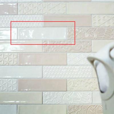 Quintessenza Memento MEM101L Bianco Lucido 5x20cm_6