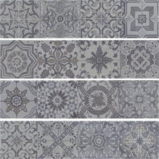 Yurtbay Little Decor Cement Grey 6x25cm