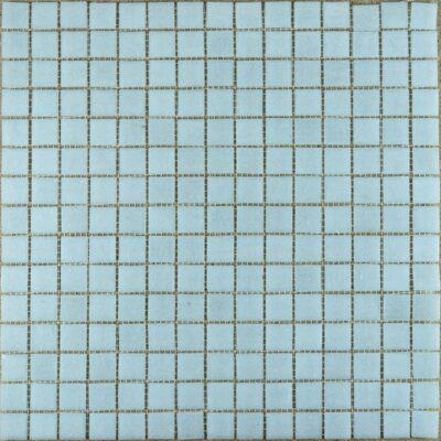 Ker Glasmozaïek 2x2 Blauw Licht 32,7x32,7cm