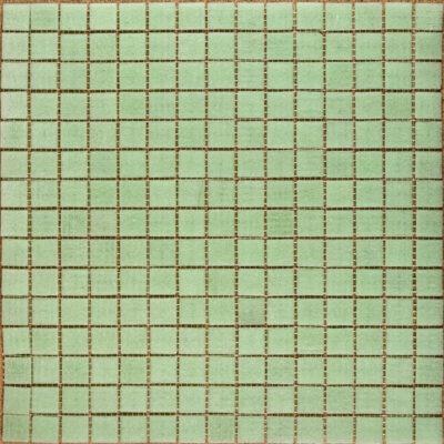 Ker Glasmozaïek 2x2 Groen Licht 32,7x32,7cm
