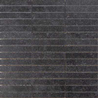 KeraSelect Belgium Black Mozaïek 1,8x9,8cm