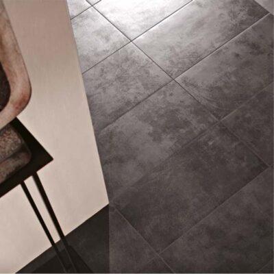 Ceratile Le Cere Nero 60x60cm_sfeerfoto1
