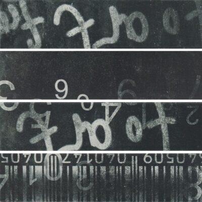 Yurtbay Little Barkod Black Decor 6x25cm_1