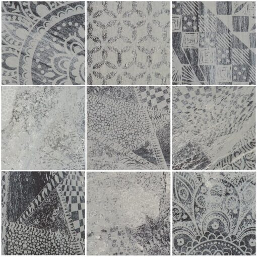 Yurtbay Vesta Gray Mix 10x10cm